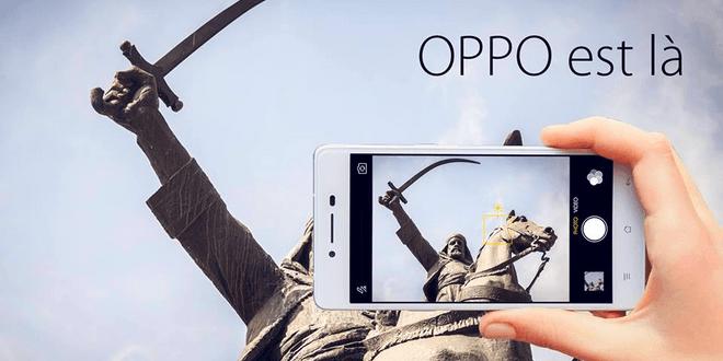 Oppo R7s disponible en Algérie, Prix et fiche technique