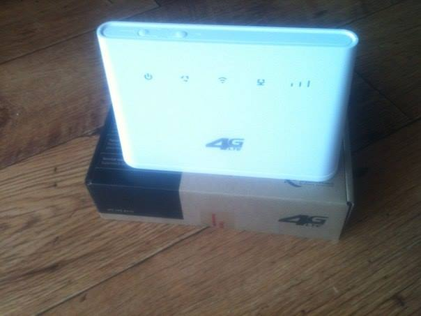 Nouveau modem 4G AT