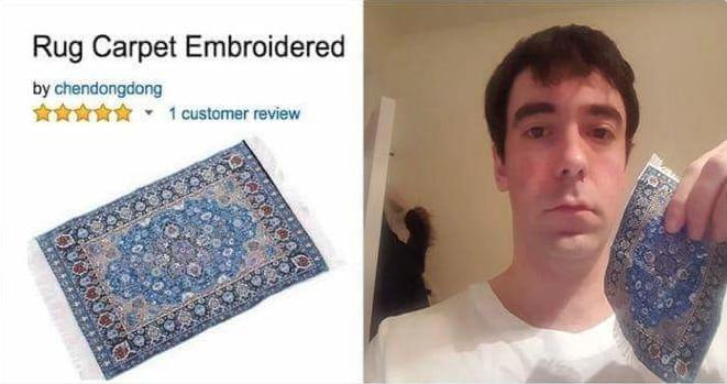 Tapis Ebay
