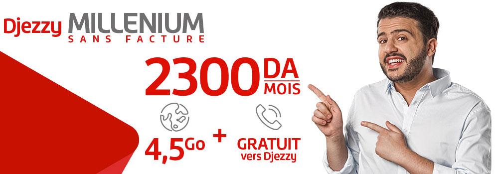 Djezzy Mellienium 4G