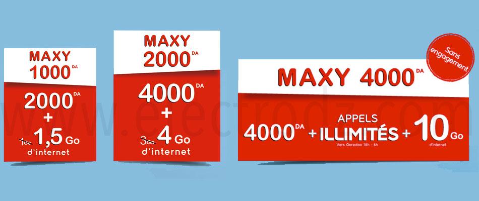 Ooredoo Maxy 4G