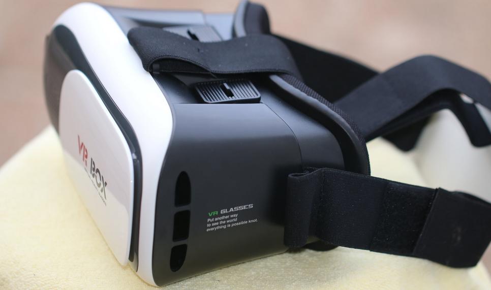 Iris Lunette VR Box