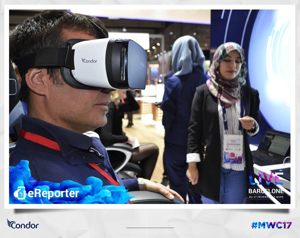 Présentation Condor OVO VR