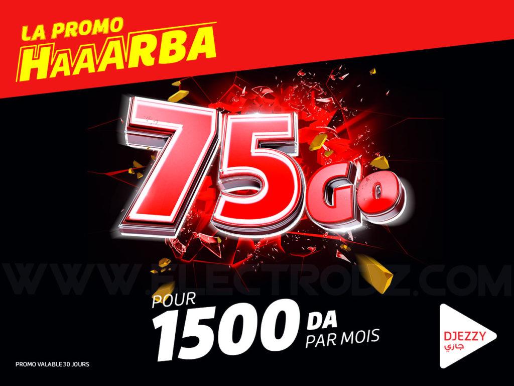 Promotion Djezzy Haaarba
