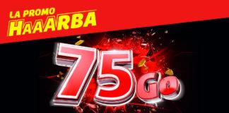 Affiche de la promotion Djezzy Haaarba