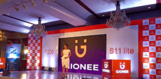 Gionee conférence