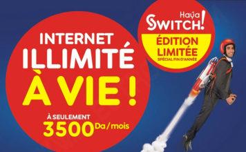 Promotion Haya Switch