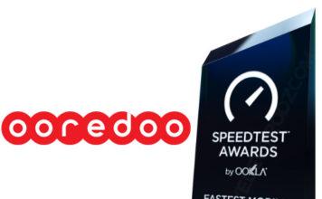 Speedtest Award by Ookla