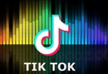 Logo de l'application Tik Tok