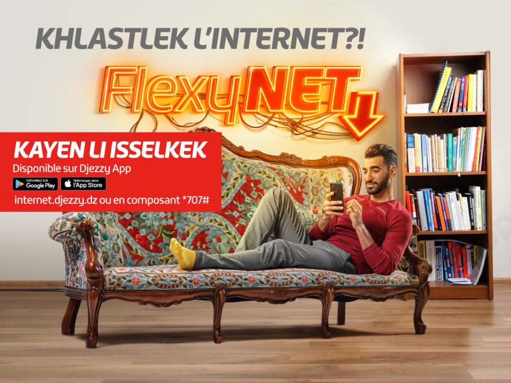 Djezzy FlexyNET