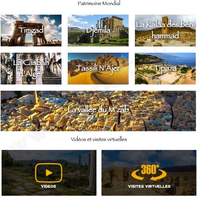 Tourisme et voyages en Algérie